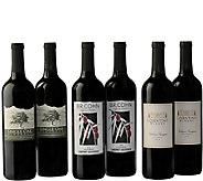 Cabernet Favorites 6-Bottle Set by Vintage WineEstates - M115898