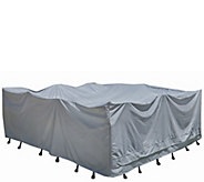 Season Sentry Supersize Rectangle All Weather Patio Cover - M47298