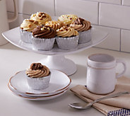 Raise Bakery 12 Piece Imported Great Britain Cupcakes - M50898