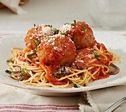 Ships 12/5 Mama Mancinis 6lbs Florentine Stuffed Meatballs - M51298