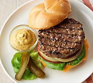 SH 5/21 Martha Stewart (12) 6-oz Blended Beef Hamburgers - M58898