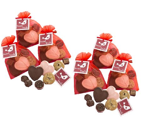 Cheryl's Valentine Gift Bags - Set of 6 - M114799