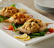 Bobby Chez (8) 4 oz. Broiled Crab Cake in Shell Auto-Delivery - M47899