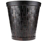 Scott Living 16 Portofino Woven Planter - M48599