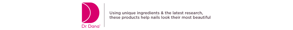 Dr. Dana. Using unique ingredients & the latest research, these products help nails look their most beautiful
