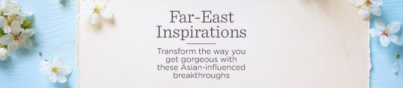 Far-East Inspirations