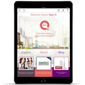 QVC for iPad® App