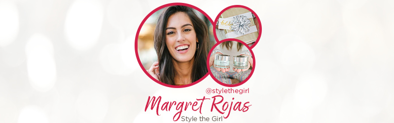 Margret Rojas from Style the Girl. @stylethegirl