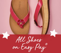 All Shoes on Easy Pay®