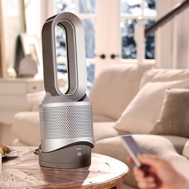 Dyson Pure Hot & Cool 3-in-1 Air Purifier Heater and Fan