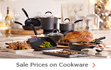 Sale Prices on Cookware