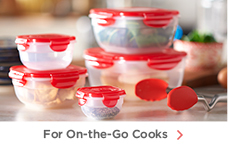 For On-the-Go Cooks