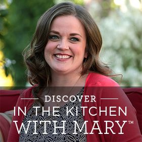 In the Kitchen with Mary