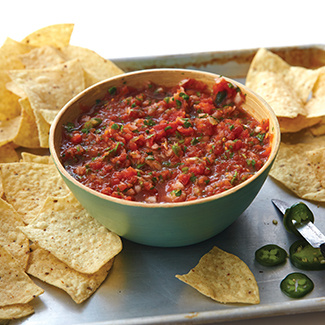 Best Blender Salsa
