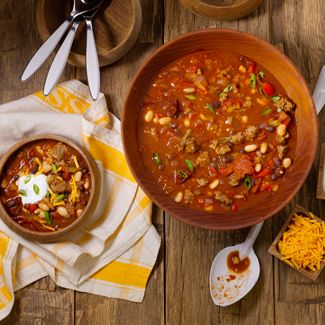 Davids Ultimate Game Day Chili — David Venables Recipes — QVC ...