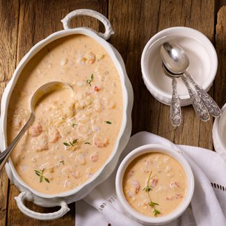 Easy, Elegant Lobster Bisque