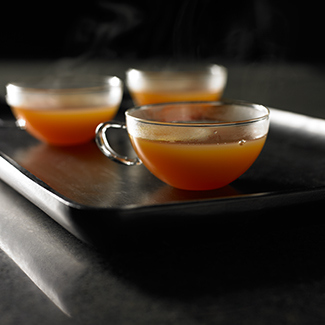 Fruity Hot Apple Cider