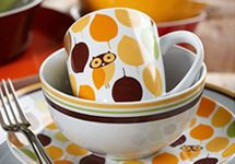 Rachael Ray Little Hoot 16-piece Service for 4 Dinnerware Set - Page 1 \u2014 QVC.com & Rachael Ray Little Hoot 16-piece Service for 4 Dinnerware Set - Page ...