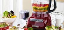 Kitchenaid 13 Cup Food Processor W Dicing Kit Amp Exact