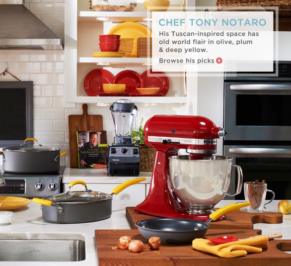 Chef Tony Notaro