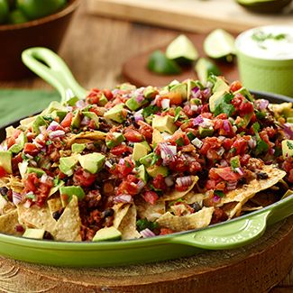 Kitchen Sink Nachos
