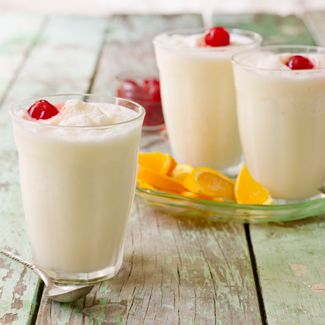 Loaded Frozen Pina Colada