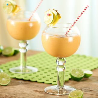 Virgin Mango Daiquiris