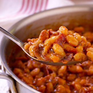 Northern-Style Baked Beans