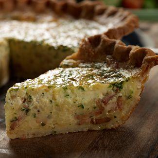 Quiche Lorraine David Venables Recipes QVC Kitchen