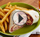 Reuben Wrap video