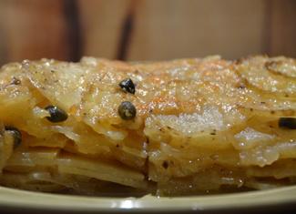 Sicilian Potato Gratin