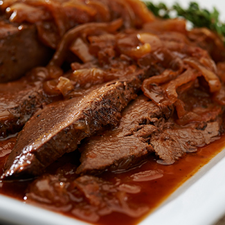 Slow Cooker Recipes — Beef Brisket — QVC.com