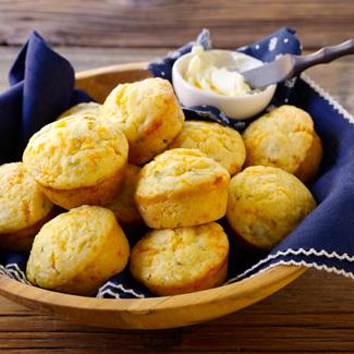 Southwestern Corn Muffins