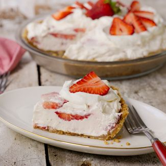 Strawberry Icebox Pie — David Venable's Recipes — QVC Recipes ...
