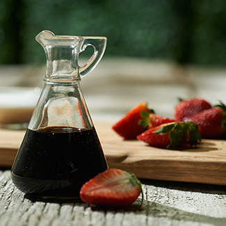 Strawberry Balsamic Reduction