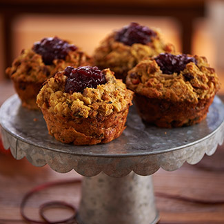 Stuffin' Muffin