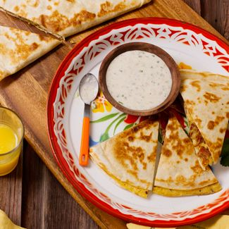 The Best Breakfast Quesadillas