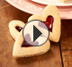 Valentine's Day Cookies video