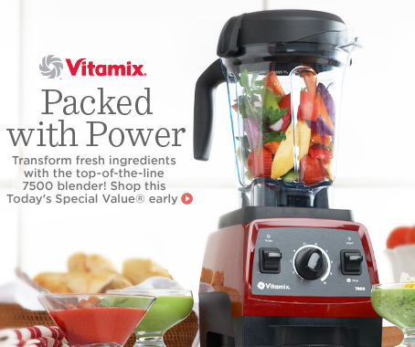Vitamix 7500 64 oz. 13-in-1 Under Cabinet Blender