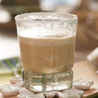 White Christmas Cocktail — Holiday Drink Recipes — QVC.com