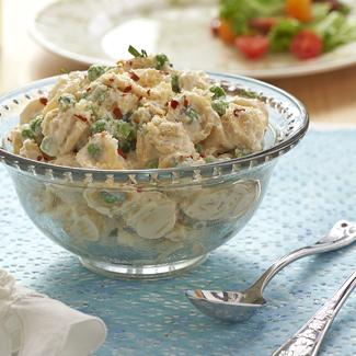 Spring Pasta Salad with Peas