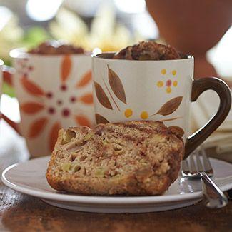 Apple Cider Mug Cake
