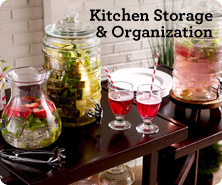 Kitchen Storage & Organization Buy Now Pay Later