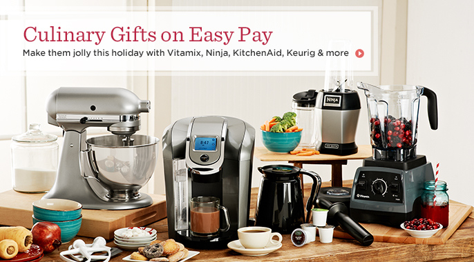 Culinary Gifts On Easy Pay