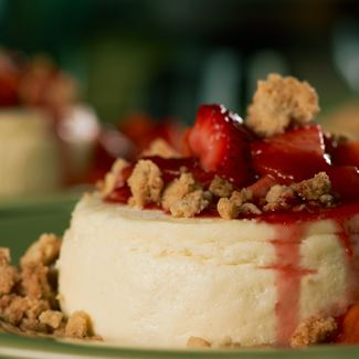 David's Southern Style New York Cheesecake