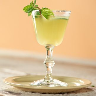 Honey-I-Dew Martini
