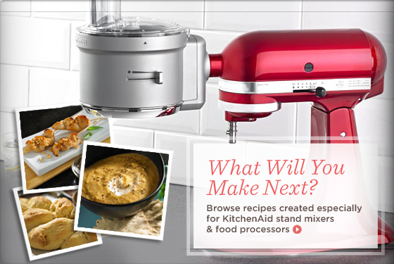 KitchenAid Recipes