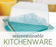 Microwaveable Kitchenware