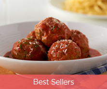 Mama Mancini's Meatballs & Sauce