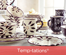 Temp-tations(R) Dinnerware
